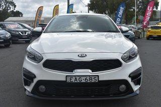 2019 Kia Cerato BD MY20 S White 6 Speed Sports Automatic Hatchback