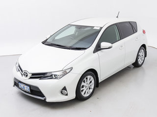 2014 Toyota Corolla ZRE182R Ascent Sport White 7 Speed CVT Auto Sequential Hatchback