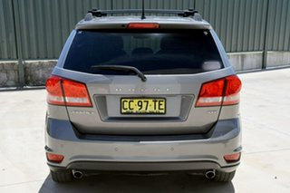 2012 Dodge Journey JC MY12 SXT Grey 6 Speed Automatic Wagon
