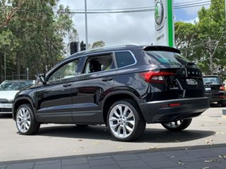 2020 Skoda Karoq NU MY21 110TSI FWD Black 8 Speed Automatic Wagon