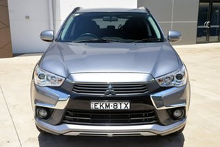 2017 Mitsubishi ASX XC MY17 LS 2WD Grey 5 Speed Manual Wagon