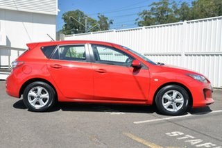 2013 Mazda 3 BM5478 Neo SKYACTIV-Drive Red 6 Speed Sports Automatic Hatchback.