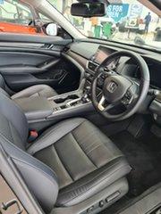2019 Honda Accord 10th Gen MY19 VTi-LX Crystal Black 1 Speed Constant Variable Sedan