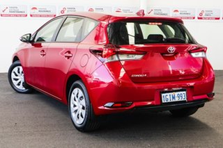 2017 Toyota Corolla ZRE182R MY17 Ascent Wildfire 7 Speed CVT Auto Sequential Hatchback