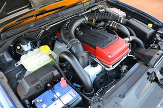 2012 Ford Falcon FG MkII XR6 Turbo Limited Edition Blue 6 Speed Sports Automatic Sedan
