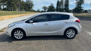 2015 Kia Cerato YD MY15 S Silver 6 Speed Sports Automatic Hatchback