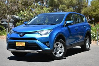 2017 Toyota RAV4 ALA49R GX AWD Blue 6 Speed Sports Automatic Wagon.