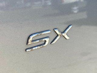 2009 Hyundai Tucson JM MY09 City SX Silver 4 Speed Sports Automatic Wagon