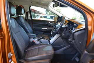 2016 Ford Kuga TF MY16.5 Trend AWD Gold 6 Speed Sports Automatic Wagon.