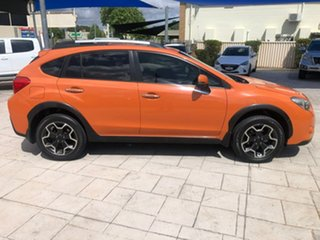 2013 Subaru XV G4X MY13 2.0i-S Lineartronic AWD Orange 6 Speed Constant Variable Wagon