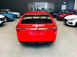 2017 Holden Commodore VF II MY17 SS V Sportwagon Redline 6 Speed Sports Automatic Wagon.