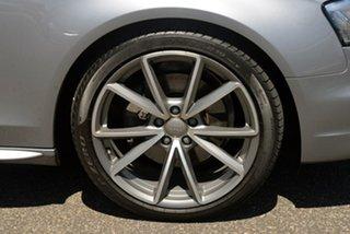 2015 Audi A4 B8 8K MY15 S Line Avant S Tronic Quattro Silver 7 Speed Sports Automatic Dual Clutch
