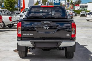 2020 Nissan Navara D23 S4 MY20 SL Cosmic Black 7 Speed Sports Automatic Utility.