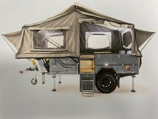 2019 PMX Stirling Caravan.