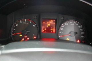 2012 Isuzu D-MAX TF MY12 SX HI-Ride (4x2) Silver 5 Speed Automatic Crew Cab Utility