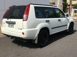 2007 Nissan X-Trail T30 II MY06 ST White 4 Speed Automatic Wagon.