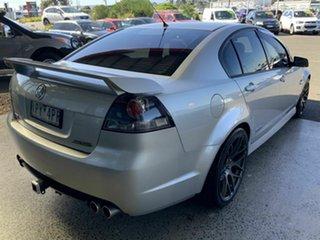2007 Holden Commodore VE MY08 SS-V Silver 6 Speed Manual Sedan