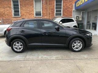 2016 Mazda CX-3 DK2W7A Maxx SKYACTIV-Drive Black 6 Speed Sports Automatic Wagon.