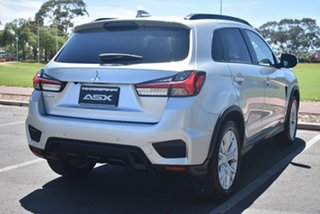 2020 Mitsubishi ASX XD MY21 LS 2WD Sterling Silver 1 Speed Constant Variable Wagon