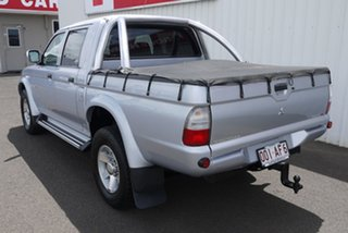 2005 Mitsubishi Triton MK MY05.5 GLX-R Double Cab 5 Speed Manual Utility