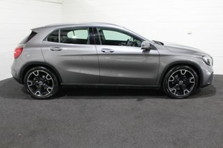 2017 Mercedes-Benz GLA-Class X156 807MY GLA250 DCT 4MATIC Grey 7 Speed Sports Automatic Dual Clutch.