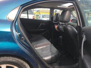 2005 Mazda 6 GG1031 MY04 Luxury Sports Blue 5 Speed Manual Hatchback