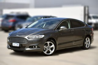 2018 Ford Mondeo MD 2018.75MY Trend Grey 6 Speed Sports Automatic Dual Clutch Hatchback.