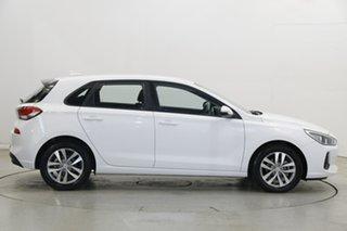 2019 Hyundai i30 PD2 MY20 Active Polar White 6 Speed Manual Hatchback