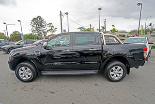 2020 Ford Ranger PX MkIII 2020.25MY XLT Absolute Black 10 Speed Sports Automatic Double Cab Pick Up