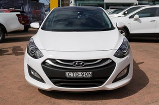 2014 Hyundai i30 GD MY14 Premium White 6 Speed Automatic Hatchback