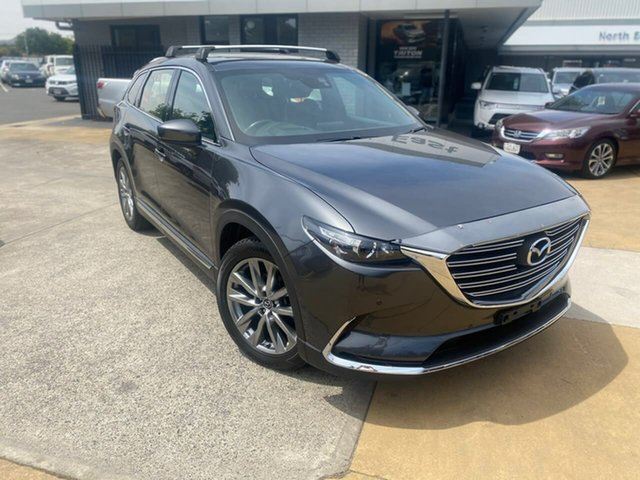 Used Mazda CX-9 TC GT SKYACTIV-Drive i-ACTIV AWD Hillcrest, 2017 Mazda CX-9 TC GT SKYACTIV-Drive i-ACTIV AWD Grey 6 Speed Sports Automatic Wagon