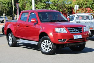 2014 Tata Xenon Red 5 Speed Manual Utility.