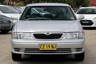 2001 Toyota Avalon MCX10R CSX Silver 4 Speed Automatic Sedan