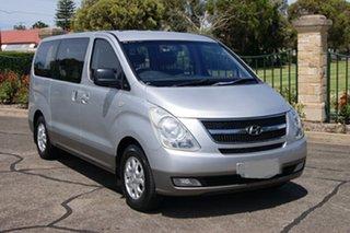 2008 Hyundai iMAX TQ Silver 4 Speed Automatic Wagon.