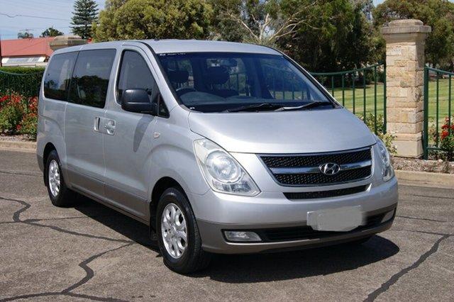 Used Hyundai iMAX TQ Blair Athol, 2008 Hyundai iMAX TQ Silver 4 Speed Automatic Wagon