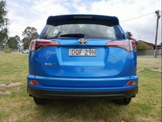 2017 Toyota RAV4 ZSA42R MY17 GX (2WD) Blue Gem Continuous Variable Wagon