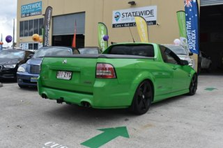 2007 Holden Commodore VE SS-V Green 6 Speed Automatic Utility.