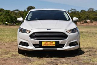 2018 Ford Mondeo MD 2018.25MY Ambiente White 6 Speed Sports Automatic Hatchback.