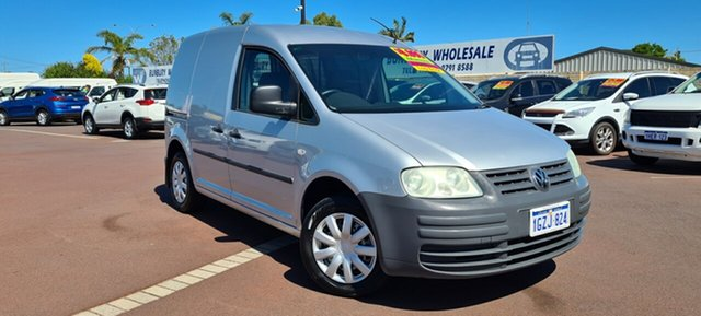 Used Volkswagen Caddy 2KN SWB East Bunbury, 2005 Volkswagen Caddy 2KN SWB 5 Speed Manual Van