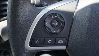 2018 Mitsubishi Triton MQ MY18 GLX+ Double Cab Silver 6 Speed Manual Utility