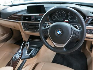 2014 BMW 320i F30 MY0813 320i White 8 Speed Sports Automatic Sedan