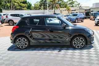 2019 Suzuki Swift AZ Sport Super Black 6 Speed Sports Automatic Hatchback.