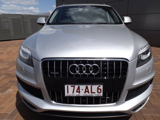 2012 Audi Q7 MY13 TDI Tiptronic Quattro 8 Speed Sports Automatic Wagon