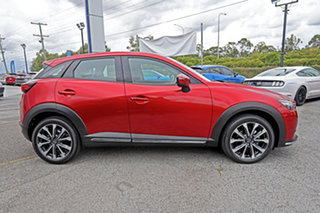 2019 Mazda CX-3 DK4W7A sTouring SKYACTIV-Drive i-ACTIV AWD Red 6 Speed Sports Automatic Wagon