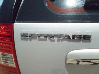 2007 Kia Sportage KM2 LX Silver 4 Speed Automatic Wagon
