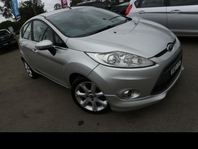 Used Ford Fiesta Kingswood, Ford 2010.50 5DR HATCH ZETEC NON SVP 1.6D 5M