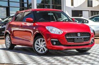 2020 Suzuki Swift AZ Series II GL Navigator Burn Red 1 Speed Constant Variable Hatchback.