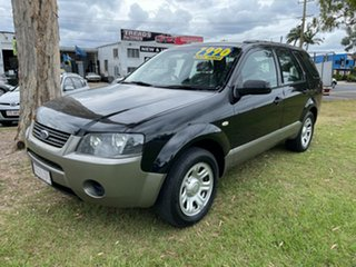 2009 Ford Territory SY MkII TX 4 Speed Sports Automatic Wagon.