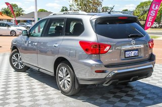 2020 Nissan Pathfinder R52 Series III MY19 ST+ X-tronic 2WD Gun Metallic 1 Speed Constant Variable