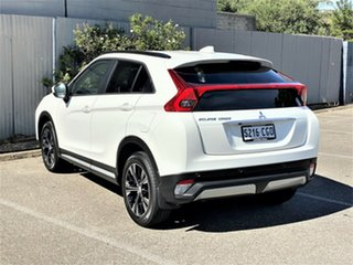 2019 Mitsubishi Eclipse Cross YA MY19 LS 2WD White 8 Speed Constant Variable Wagon.